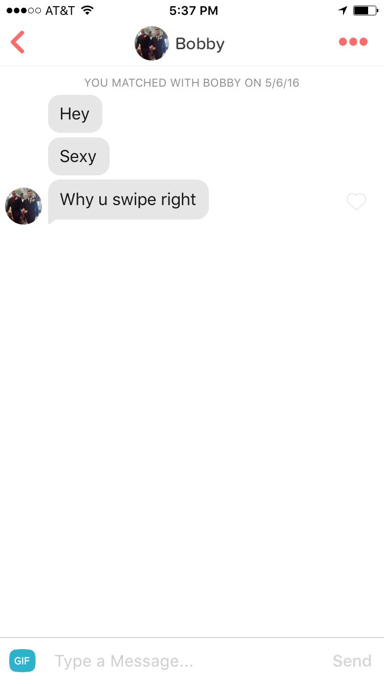 Tinder Openers
